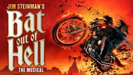 Bat Out Of Hell Musical Poster