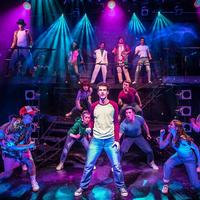 publicity images for Eugenius the musical