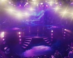 stage for eugenius the musical
